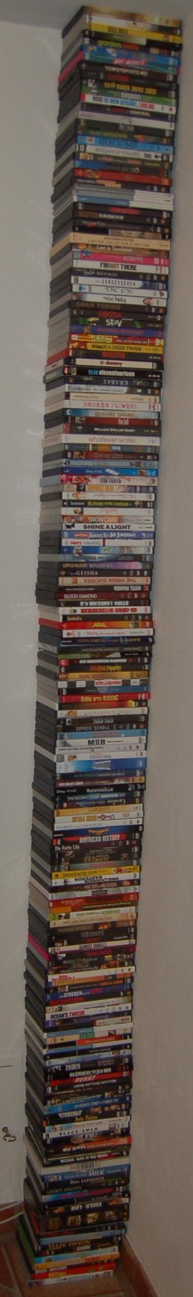 Spielfilm-DVDs